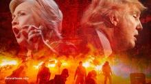 violence-riot-clinton-trump